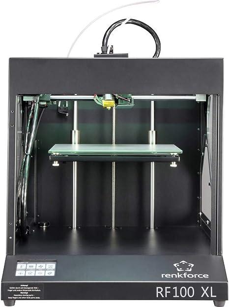 Renkforce RF100 XL R2 3D Drucker Incl. Filament: Amazon.es ...