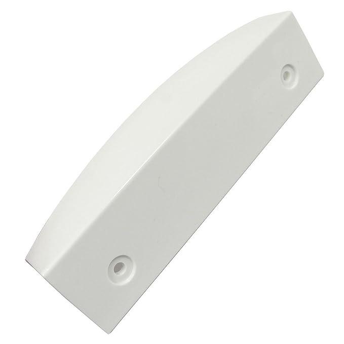 Manilla de Spares2go blanco para puerta de nevera Bosch ...