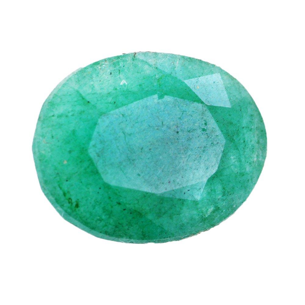 skyjewels 13.5 Cts Natural Emerald Panna Loose Astrological Gemstone