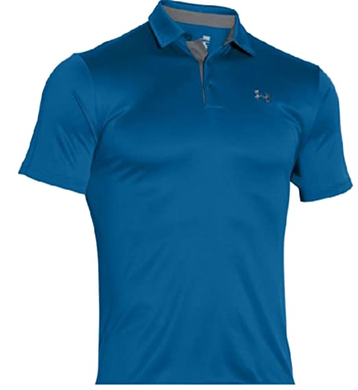 2214af35 Under Armour Tech Polo - Men's at Amazon Men's Clothing store: