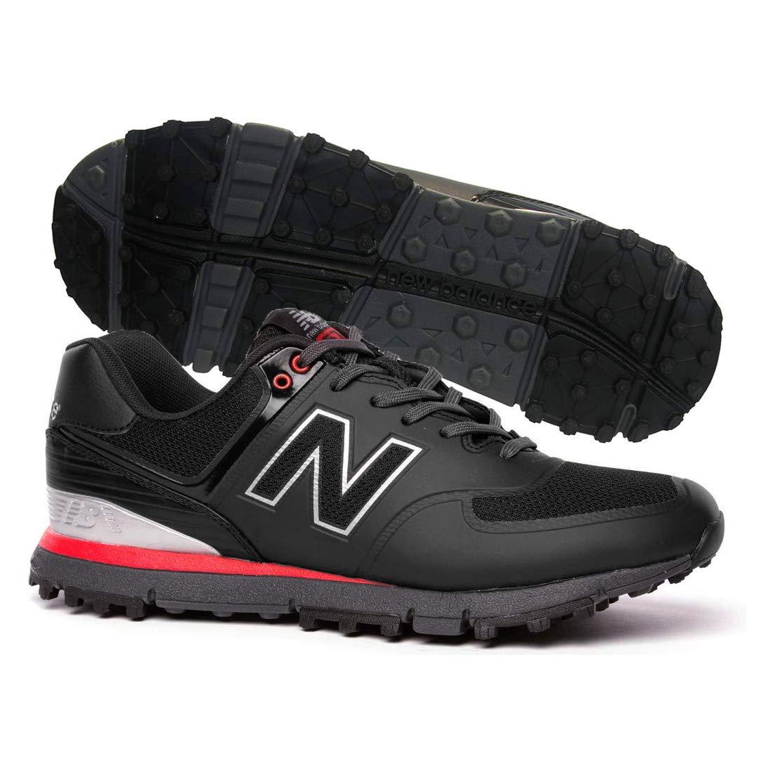 [ニューバランス] NBG518 BLACK/RED [並行輸入品] 26.0 cm D  B07PMWGNC5