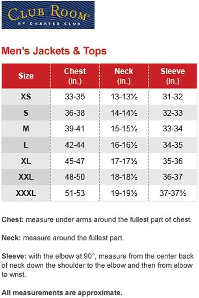 Club Room Mens Wentworth Plaid Ls Button Up Shirt
