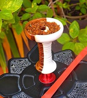 Cazoleta phunnel premiun de ceramica para cachimba, diseñada por JERKSOS como accesorios de shisha,