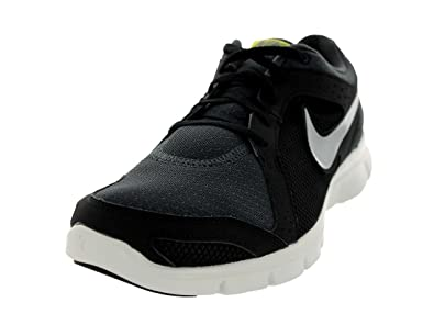 c5dab84424c Amazon.com | Nike Men's Flex Experience RN 2 4E Anthracite/Mtlc Cl Gry/Blk/Snc  Yl Running Shoe 9.5 Men US | Road Running