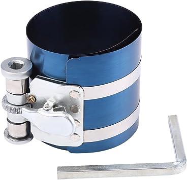 Piston Ring Installer Removal Kit Installation Pliers Ratchet Compressor Band