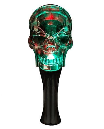 Totenkopf Discokugel Halloween Horror Dekoration
