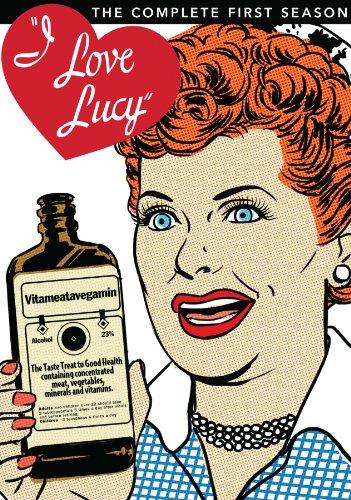 I Love Lucy: Season 1 -
