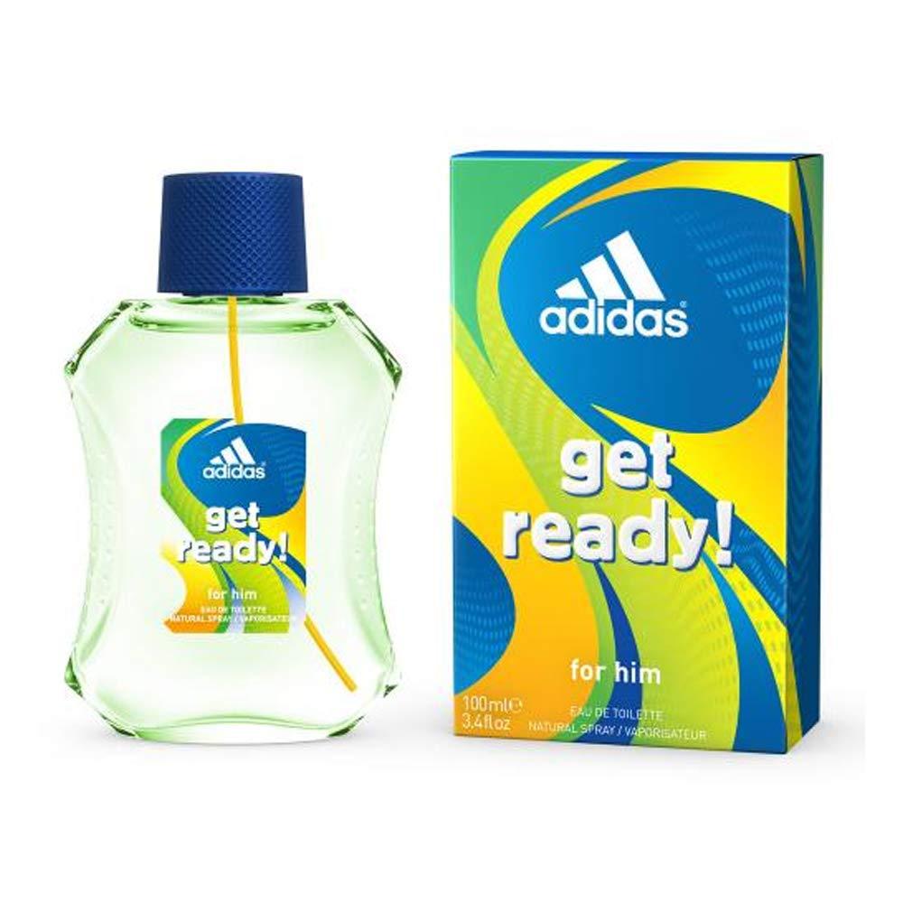 Colonia Adidas Get Ready por sólo 4,59€