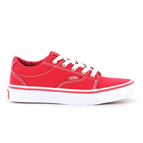 3ae769ae539b54 Vans Y Kress shoe Red   White   White
