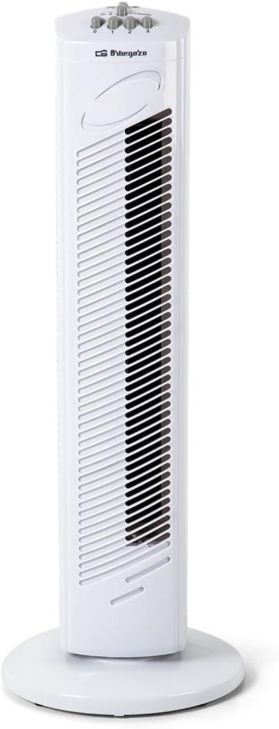 Orbegozo TW 0745 Ventilador de torre oscilante, 3