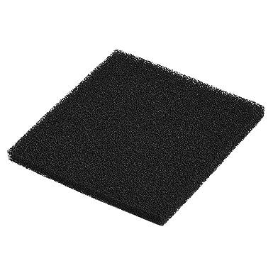 Filtro de absorci/ón de humo 10 piezas de filtros de carb/ón activado de 13 cm x 13 cm para soldar el extractor de humos del absorbedor de humo