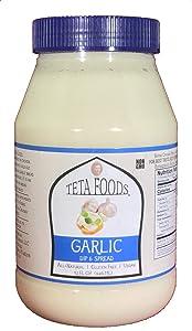 Mediterranean Garlic Dip 32oz