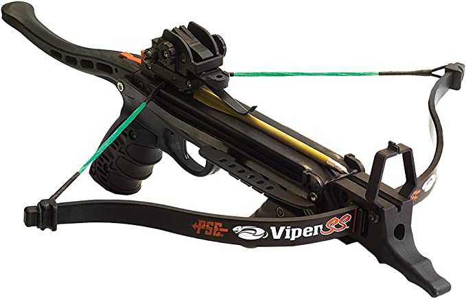 Best Crossbows :  PSE Viper SS Handheld Crossbow