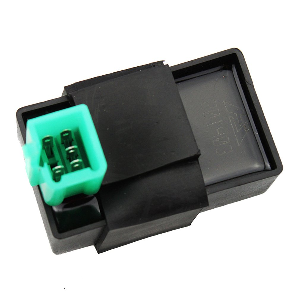 Amazon.com: GOOFIT CDI Box Ignition Coil Solenoid Relay Voltage ...