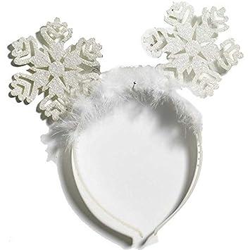 Amazon.com  Snowflake Headband  Health   Personal Care b1f00cca6ed