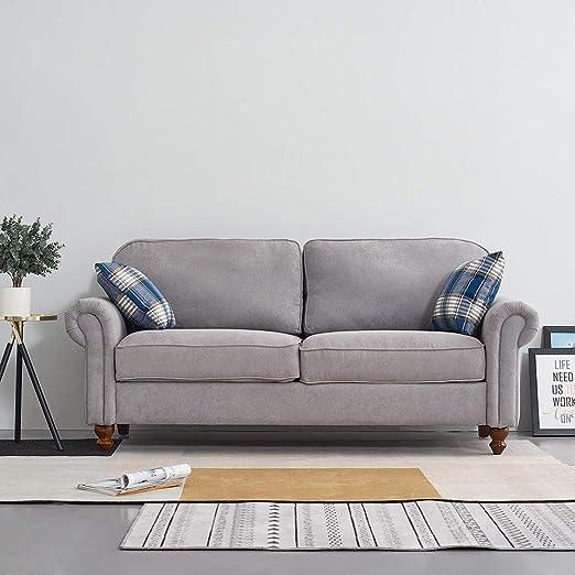 T.Mullen (UK Stock Sofá Cama reclinable de diseño Moderno ...