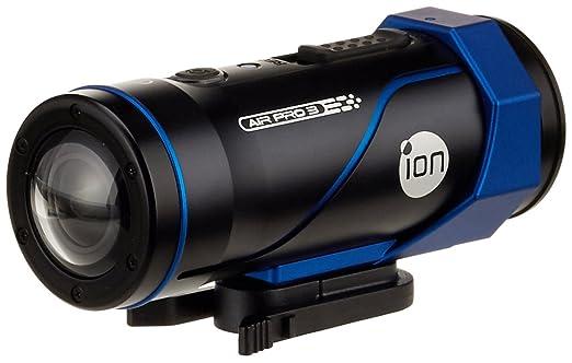 2 opinioni per iON Air Pro 3 Wi-Fi Videocamera Sportiva Alta Definizione con connessione Wi-Fi,