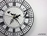 Peter Pan - Big Ben Wall Clock