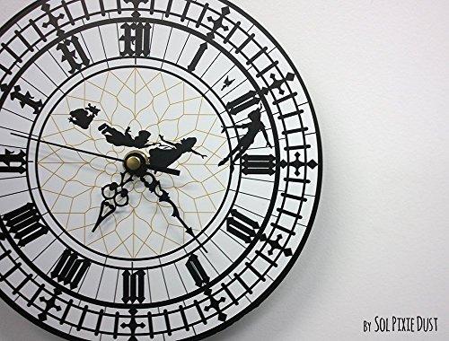 Peter Pan Big Wall Clock