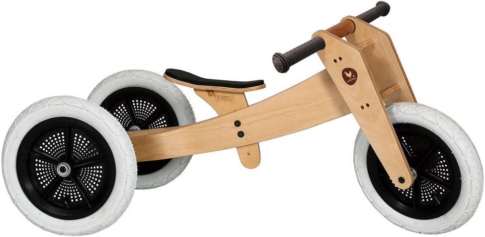 WISHBONE Bike 3 en 1 - Bicicleta infantil sin pedales: Amazon.es ...