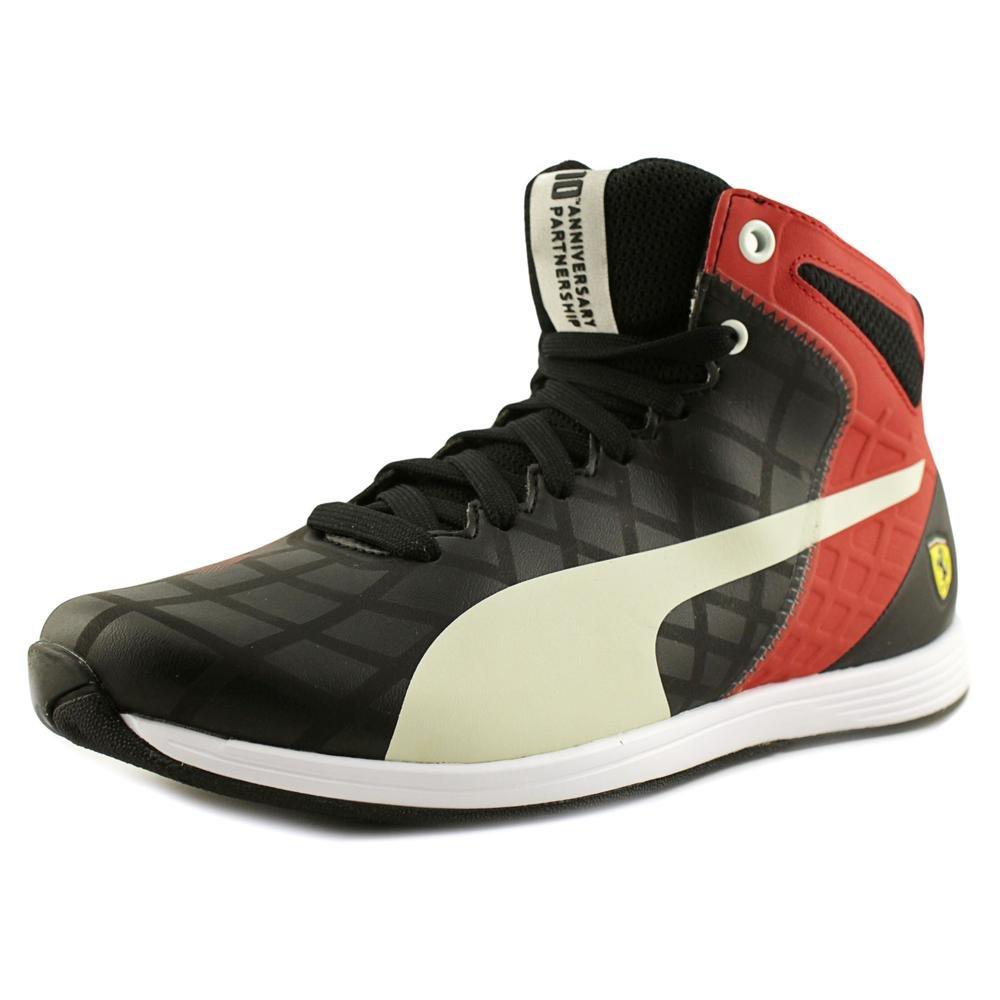 competitive price 12ab8 0db7b Amazon.com   PUMA Evospeed 1.4 SF Mid Men US 9.5 Black Sneakers   Fashion  Sneakers
