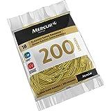 Elástico N.18 Mercur, Super, 100 gramas, Amarelo