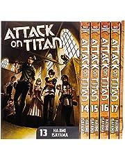 Attack on Titan Season 3 Part 1 Manga Box Set