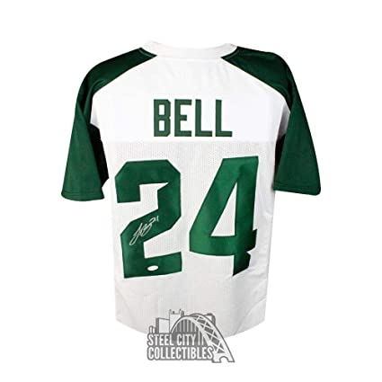 cheap for discount 9e5e8 39337 Le'Veon Bell Autographed Michigan State Custom Football ...