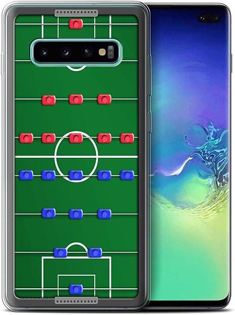 eSwish Carcasa/Funda TPU/Gel para el Samsung Galaxy S10 Plus/Serie: Juegos: Amazon.es: Electrónica