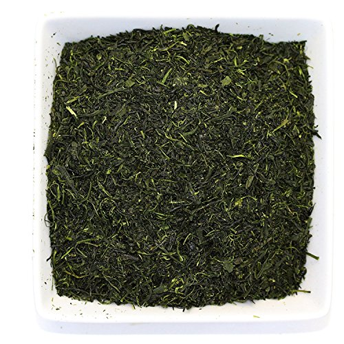 Tealyra - Gyokuro Ureshinocha - Japanese - Finest Hand Picked - Green Tea - Organically Grown - Loose Leaf Tea - Caffeine Level Medium - 100g (3.5-ounce)