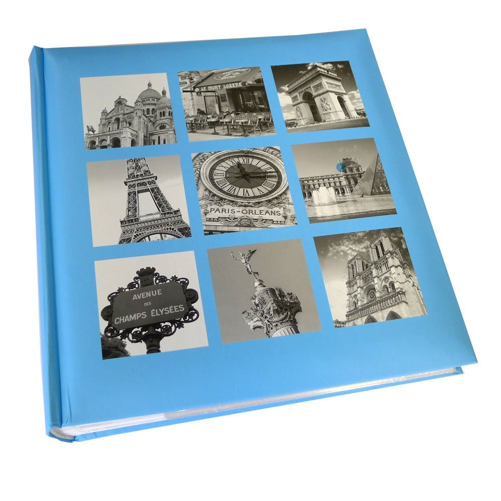 Kenro Paris Montage Design Memo Photo Album Holds 200 Photographs