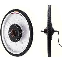 "OBLLER 26"" 36/48V 250W/500W/800W/1000W Elektro-Fahrrad Kit Ebike Elektrofahrrad Umbausatz LCD Hinterrad"