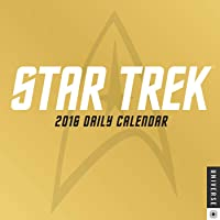 Star Trek Daily 2016 Day-to-Day Calendar