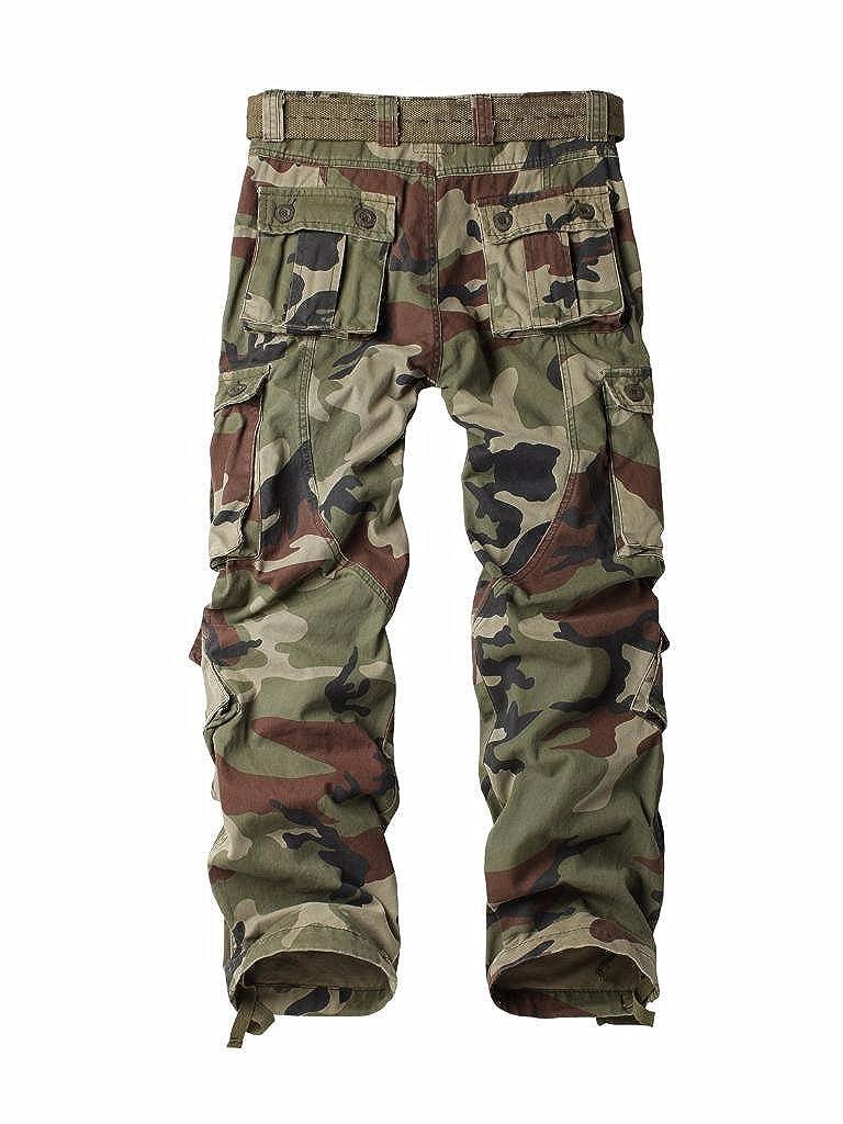 853189452170b MUST WAY Men's Cargo Regular Trouser Army Combat Work Trouser Workwear Pants  with 8 Pocket: Amazon.co.uk: Clothing