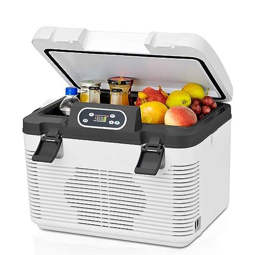 Refrigerador portátil de 19 litros con Doble núcleo de ...