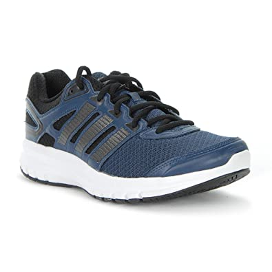 adidas Men's Duramo 6 M Rich Blue F14, Core Black and Core Black Mesh  Running