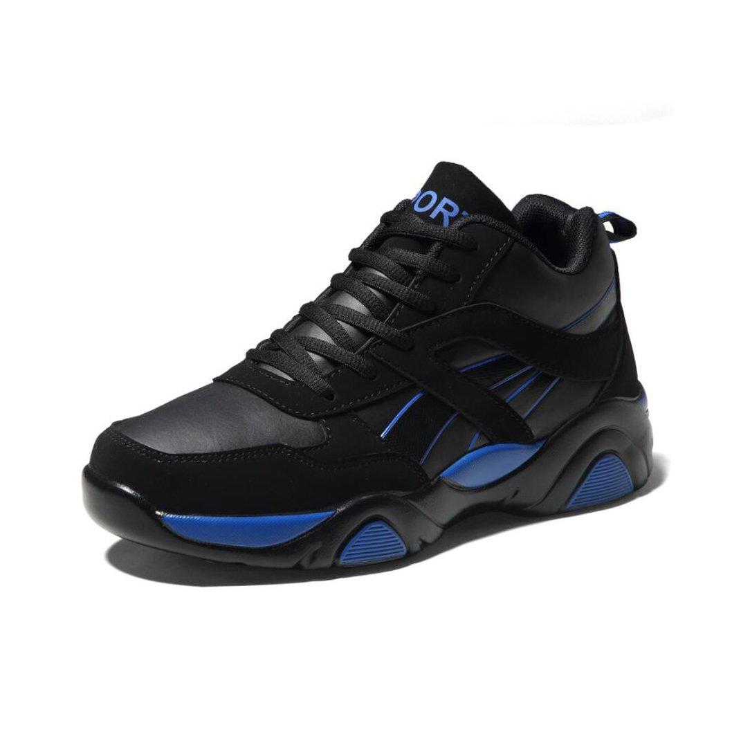 Zapatos de Hombre de Cuero sintético Spring Fall Bootie Zapatos Deportivos Zapatos de Baloncesto Botines/Botines de Atletismo 44 EU|C