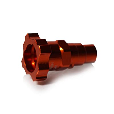 Insta Finish First Generation Liners & Lids Adapters for Sata Spray Guns, Male Thread, Color Orange (2 adapters per Pack): Automotive