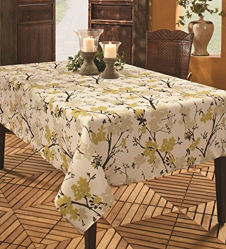 Creative Dining Group Modern Touch Tablecloth, 60 x 104-Inch