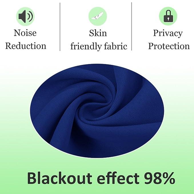 NICETOWN Total Blackout W52: Amazon.es: Hogar
