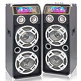 Pyle PSUFM1035A + PSUFM1030P Speaker System Set