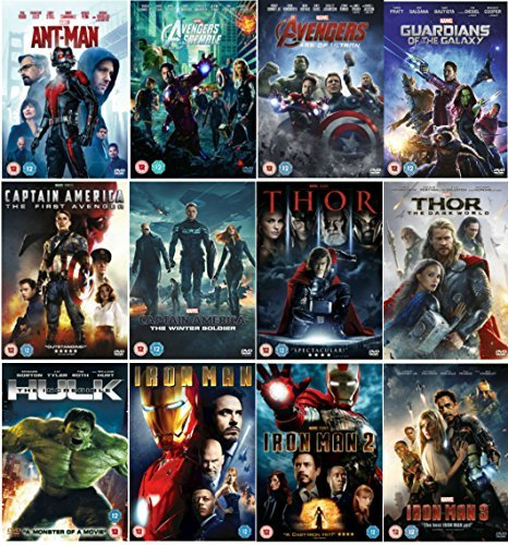 new marvel movies 2013 list