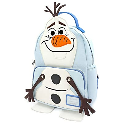 Loungefly Frozen Olaf Faux Leather Mini Backpack Standard | Kids' Backpacks