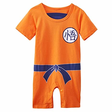 (3-6 mois) Vêtement Bébé Super Héro DBZ 1f7671cbb1b