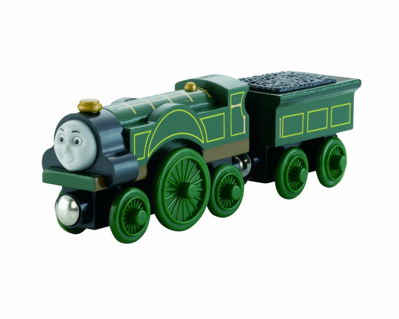 amazon com fisher price thomas friends wooden railway emily
