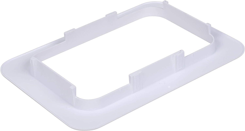 Quadtro Plastic Faceplate for Quadtro Washing Machine Oatey 38941 Pack of 60 pcs