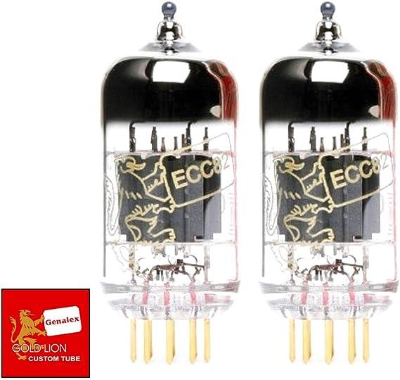 Genalex Gold Lion 12AU7 / ECC82