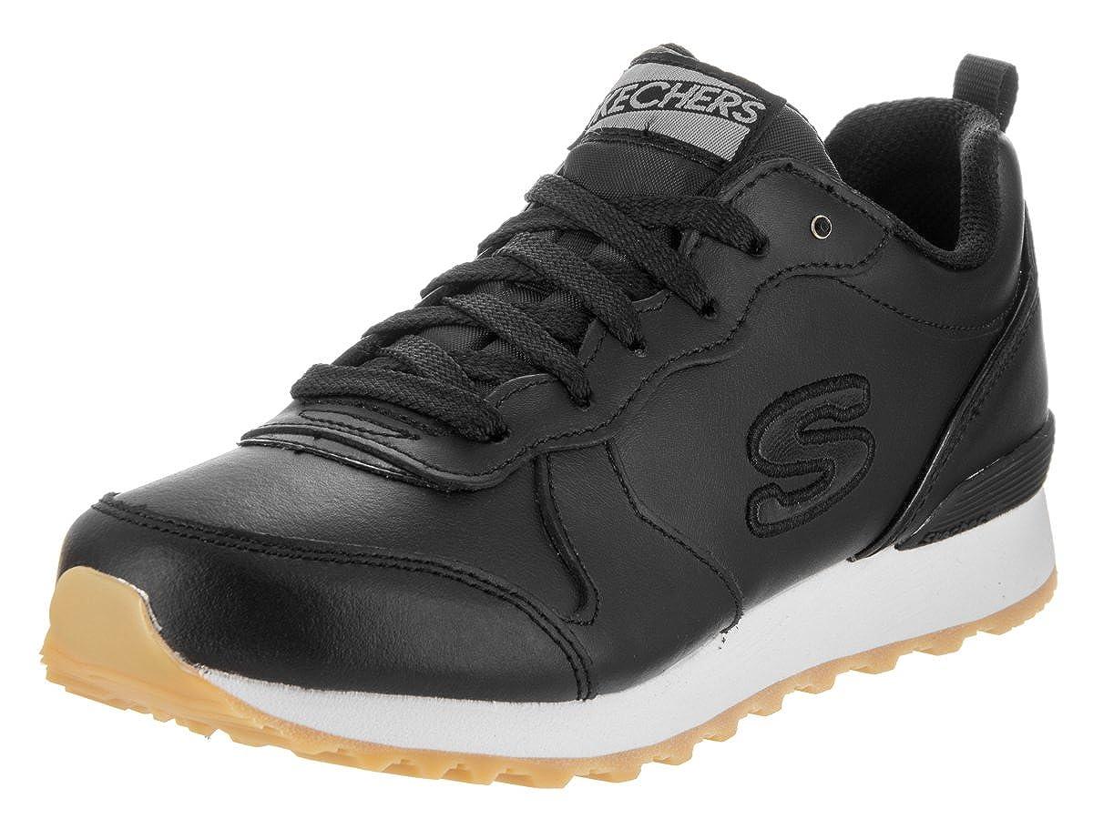 Skechers OG 85 Street Turnschuhe Damen Schuhe Schwarz Fashion Turnschuhe Turnschuhe Sportschuhe