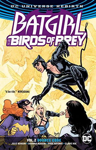 Batgirl and the Birds of Prey Vol. 2: Source Code (Rebirth) (Batgirl & the Birds of Prey) -