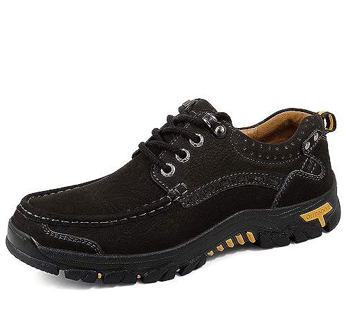 786e87c350c6d lovejin Hombre Gamuza Mocasines Loafers Casuales Impermeable Zapatos para  Caminar Calzado Deportivo al Aire Libre  Amazon.es  Zapatos y complementos